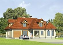 Проект дома LK&270