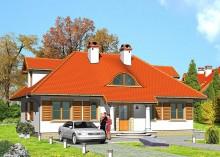 Проект дома LK&276