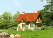 Проект дома LK&281