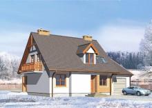 Проект дома LK&282