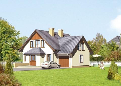 Проект дома LK&286