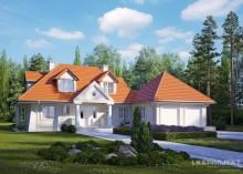 Проект дома LK&293