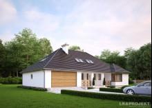 Проект дома LK&299