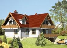 Проект дома LK&300