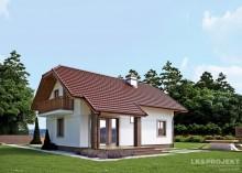 Проект дома LK&301