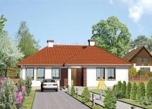 Проект дома LK&304