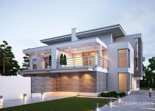 Проект дома LK&318