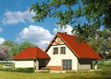 Проект дома LK&322