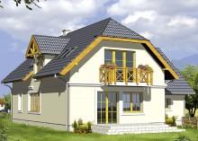 Проект дома LK&331
