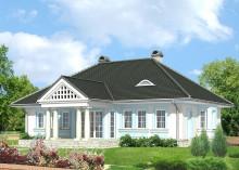Проект дома LK&341