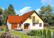 Проект дома LK&344