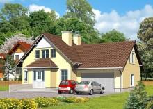 Проект дома LK&346