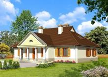 Проект дома LK&347