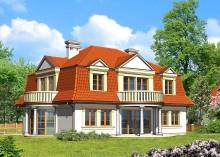 Проект дома LK&353