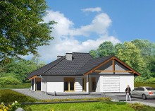 Проект дома LK&358