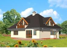 Проект дома LK&360