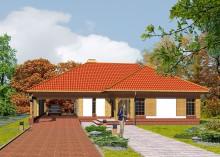 Проект дома LK&364