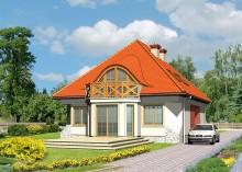 Проект дома LK&366