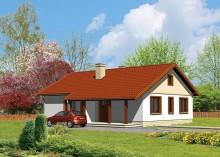 Проект дома LK&368