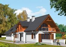 Проект дома LK&372