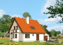 Проект дома LK&379