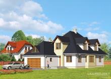 Проект дома LK&382