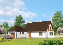 Проект дома LK&383