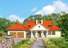 Проект дома LK&386