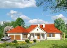 Проект дома LK&390