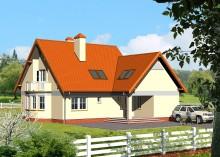 Проект дома LK&394