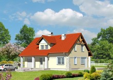 Проект дома LK&404