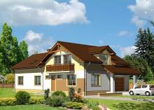 Проект дома LK&405