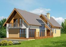 Проект дома LK&408