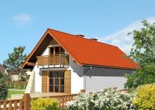 Проект дома LK&411