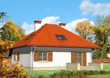 Проект дома LK&416