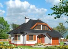 Проект дома LK&419