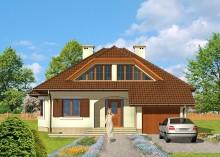 Проект дома LK&420