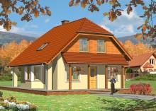 Проект дома LK&424