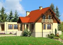 Проект дома LK&425