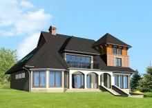 Проект дома LK&443