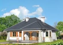 Проект дома LK&445