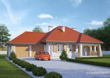 Проект дома LK&447