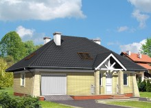 Проект дома LK&454