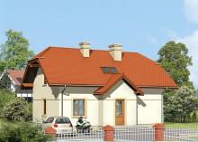 Проект дома LK&457