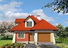 Проект дома LK&459