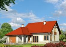 Проект дома LK&469