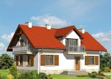 Проект дома LK&479