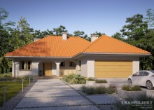 Проект дома LK&483