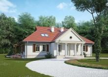 Проект дома LK&485