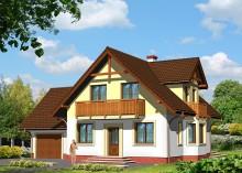 Проект дома LK&488